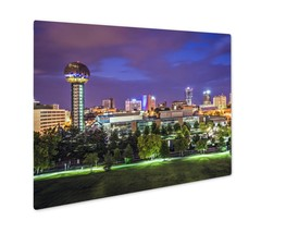 Metal Panel Print, Knoxville Tennessee - $112.44+