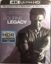 The Bourne Legacy (4K Ultra HD + Blu-ray + Digital]
