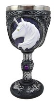 Atlantic Collectibles Large Magical Sacred Royal Unicorn Wine Of Purity ... - $23.99