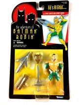 Ra's Al Ghul Action Figure Adventures of Batman & Robin Animated 1994 Kenner DC - $12.82