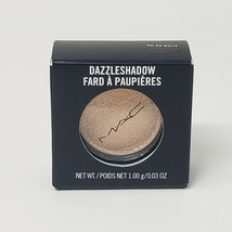 New Authentic MAC DazzleShadow Glitter Eye Shadow Oh So Gilty Guilty - $22.20