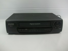 Sylvania 2920CLV VCR Video Cassette Recorder Tested Works No Remote - $36.92