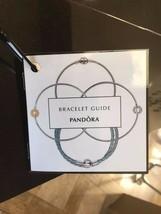Pandora Charm Store Bracelet Guide Authentic Product - $4.95