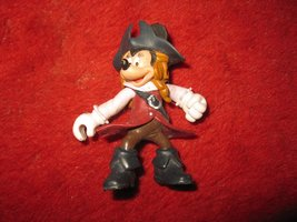 2008 Disney Pirates of the Caribbean Mini Action Figure: Minnie Mouse - $4.00
