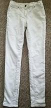 J CREW CREW CUTS White Everyday Jeans Leggings Girls Size 14 - $9.43