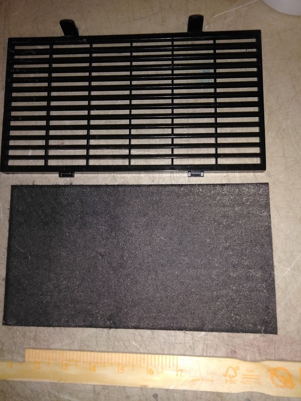 8AA72 Filter And Grille From Eden Pure 1000, and 10 similar items