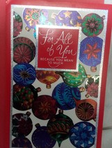 Christmas Cards - $4.50