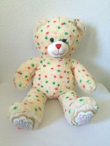 Build A Bear 2012 Plush Sugar Cookie Sprinkles Teddy Stuffed Animal Toy ... - $17.79