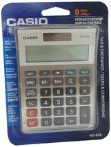 Casio MS-80B Standard Function Desktop Calculator - $19.54