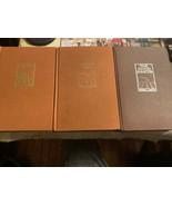 Dragon Seed:Kinfolk:Good Earth by  Pearl S. Buck 1942 HC - $14.84