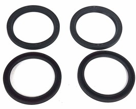 LOT OF 4 NEW STEFA CB75X95X10 OIL SEALS