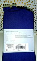 Made By Design Solid Easy Care Pillowcase Set STANDARD Blue Amethyst NEW!   image 4