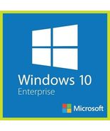Microsoft Windows 10 Entreprise Activation Product Key Instant Delivery - $9.99