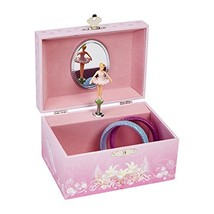 JewelKeeper Girl's Musical Jewelry Storage Box with Spinning Ballerina, ... - $18.32