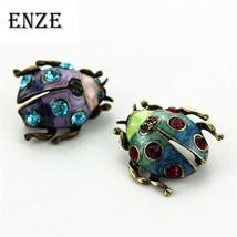 2017 Free Shipping new fashion jewelery women blue purple alloy simple l... - $16.24