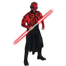 Star Wars Mocona The Red Devils Warrior Halloween Cosplay Costume - $39.03