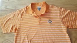 Adiddas Clime Cool Orange Ryder Cub Golf Polo      Size M - $9.28