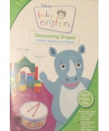 Baby Einstein: Discovering Shapes - Circles, Squares and More! (DVD, 2007) - $13.36