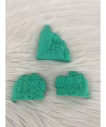 Fisher-Price Loving Family Classic Dollhouse Replacement Exterior Bushes... - $9.89