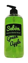 Sebon Green Apple Liquid Hand Soap,16 oz - $12.99