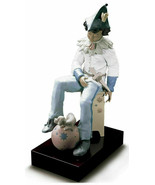 Lladro 01013703 IMAGINATION Limited Edition Base Included Perfect Condition - $1,039.50