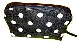 Kate Spade Black medium polka dot cosmetic purse - ₨1,542.82 INR