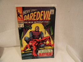 Daredevil #36 January 1968 Fine Comic Book Name... - $9.99