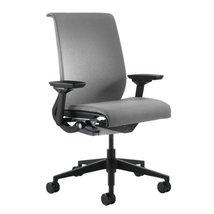 Steelcase Think Chair, Grey Fabric - $714.00