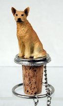 Conversation Concepts Australian Cattle Red Dog Bottle Stopper - $12.99