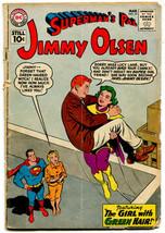 Superman's Pal Jimmy Olsen 51 GD 2.0 DC 1961 Curt Swan Lucy Lane Otto Bi... - $9.89