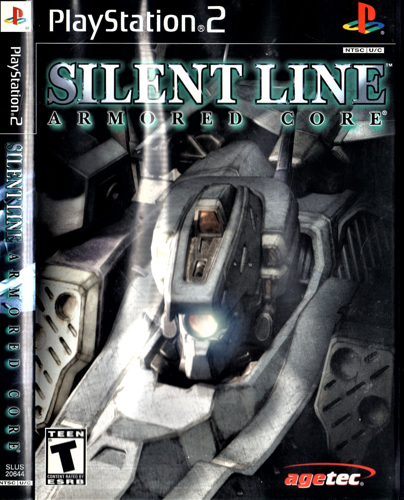 PlaySyayion 2 - Armored Core - Silent Line
