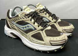 Saucony Grid Excursion TR Brown & Tan Shoe 1842 11 Womens Size 8.5 Fast ... - $49.00