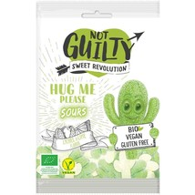 NOT GUILTY Organic Gluten Free VEGAN gummy bears LYCHEE LIME  -FREE SHIP... - $9.36