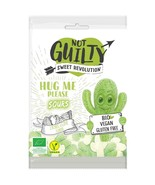 NOT GUILTY Organic Gluten Free VEGAN gummy bears LYCHEE LIME  -FREE SHIP... - $9.36