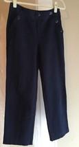 Lauren Ralph Lauren Navy blue Pants slacks 6 Petite - $13.85