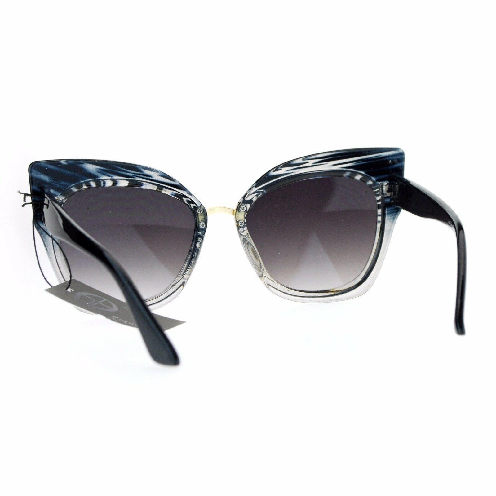 Oversized Fashion Sunglasses Womens Square Cateye Butterfly UV 400 image 11