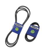 Deck & Drive Belt Combo fits Toro Titan ZX4800 MX4800 Zero Turn Radius M... - $74.21