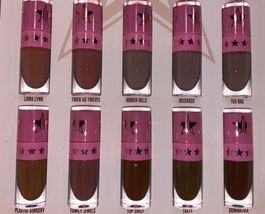 New Jeffree Star Nude Vault Singles -Celebrity Skin - 1.93mL Velour Liquid Lip image 3