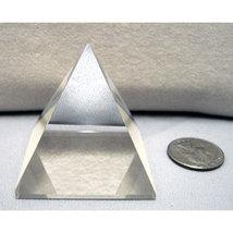 Scholer Smooth Handcut Crystal Pyramid image 5