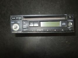 02 03 04 05 06 Mitsubishi Radio Cd #MR587268 - $39.60