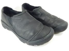 Keen Austin Size US 9.5 M (D) EU 42.5 Men's Slip On Shoes Black 1011479