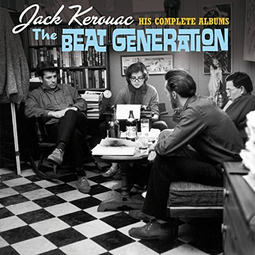 Jack kerouac complete albums on cd