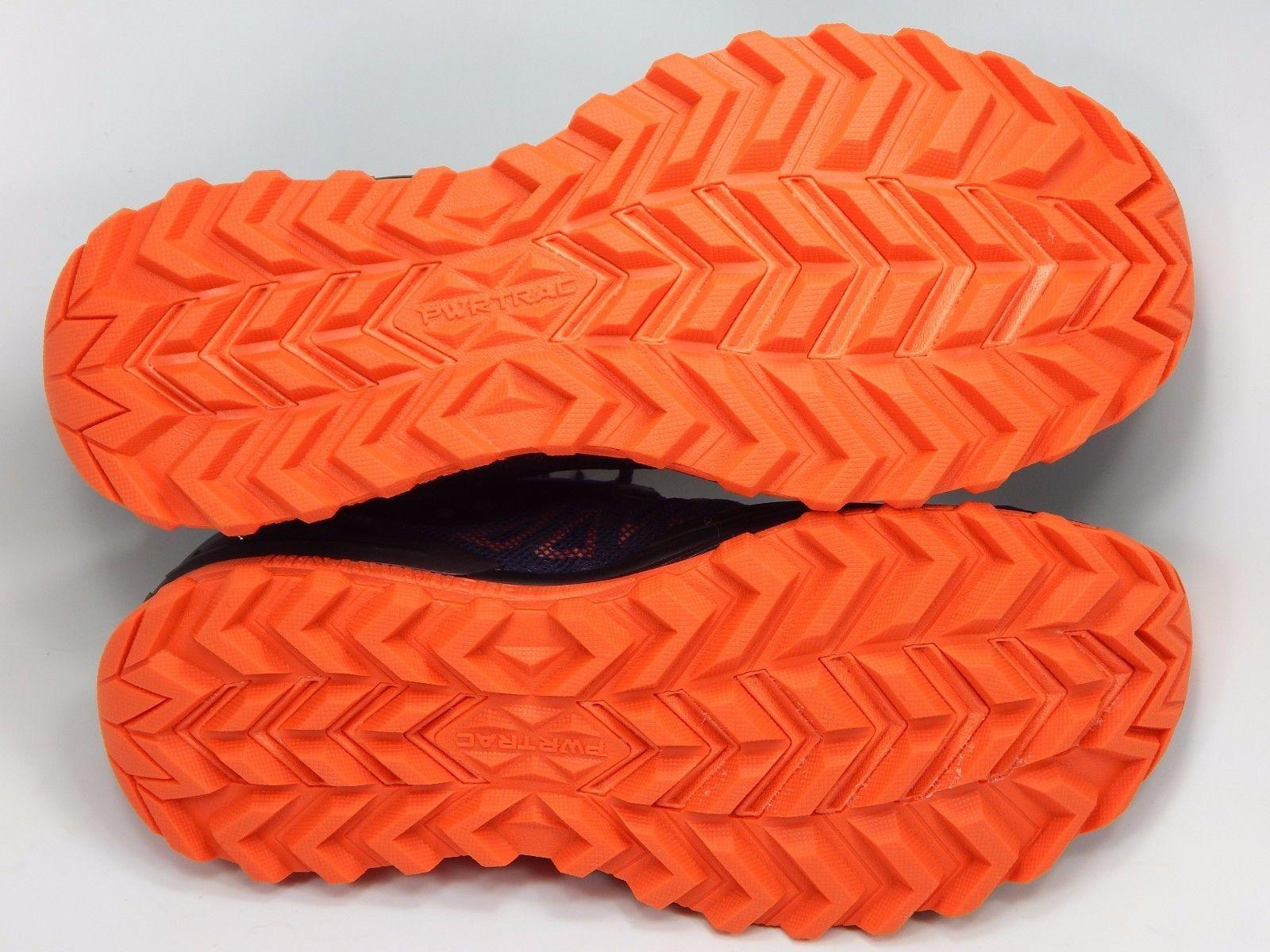 Saucony Xodus ISO 2 Men's Running Shoes Size US 9 M (D) EU 42.5 Black S20387-1