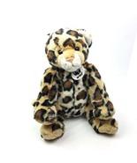 Build a Bear World Wildlife Leopard Cheetah Plush Stuffed Animal Big Cat  - $14.85