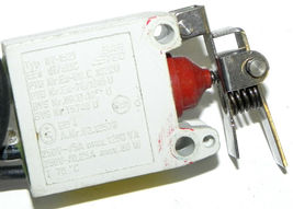 BAR TEC 07-1521 LIMIT SWITCH 071521 image 3