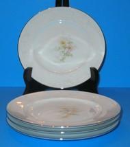 Noritake Plates Ireland Anticipation Plates 2963 6 3/8 Set of 4 - $20.38