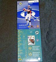 Dan Marino # 13 Miami Dolphins QB Football Trading Cards AA-19FTC3003 Vintage Co image 6