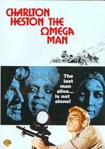 Omega Man DVD ( Ex Cond.) - $10.80