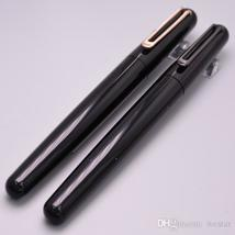 Luxury MT Pen For Black Resin And Metal Magnetic Cap Roller Ball Pen For... - $63.99
