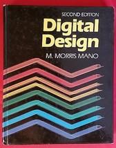 (C) Digital Design by M. Morris Mano 1995, Hardcover Book - $3.95